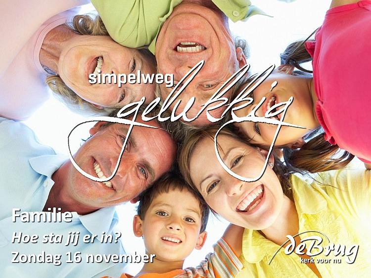 Themaserie: Simpelweg gelukkig - De Brug Eindhoven