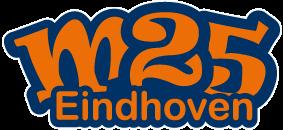 M25 logo