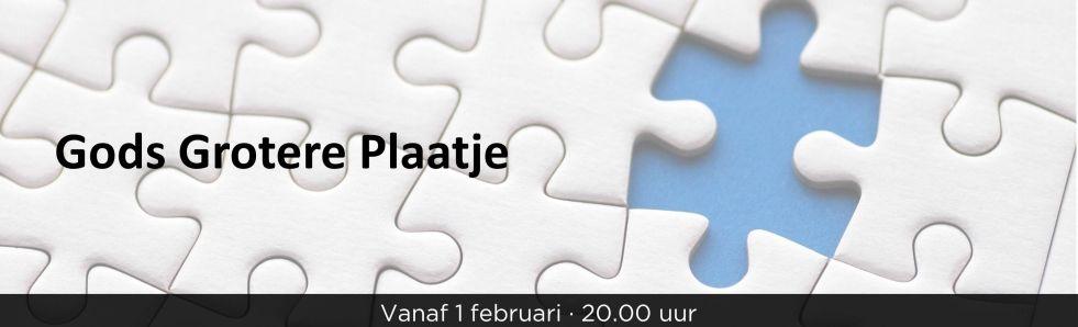 Gods Grotere Plaatje - De Brug Eindhoven