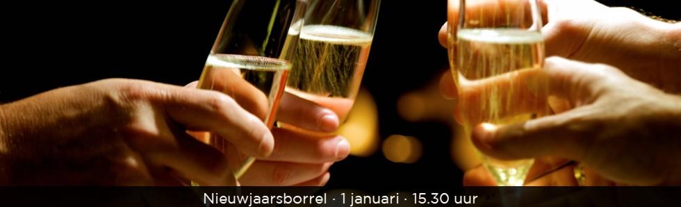 Nieuwjaarsborrel - De Brug Eindhoven