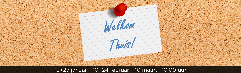 Themaserie: Welkom Thuis - De Brug Eindhoven